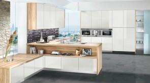 Küche zeitlos und modern